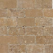 3×6 Tumbled Esspresso Travertine